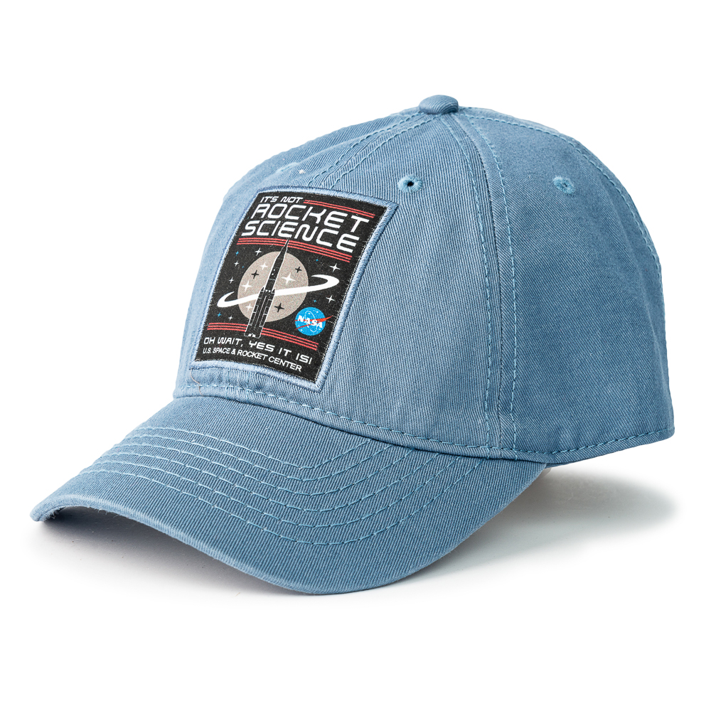 It's Not Rocket Science Cap,NOT ROCKET SCIENCE,25234