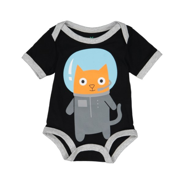 Space Cat Bodysuit