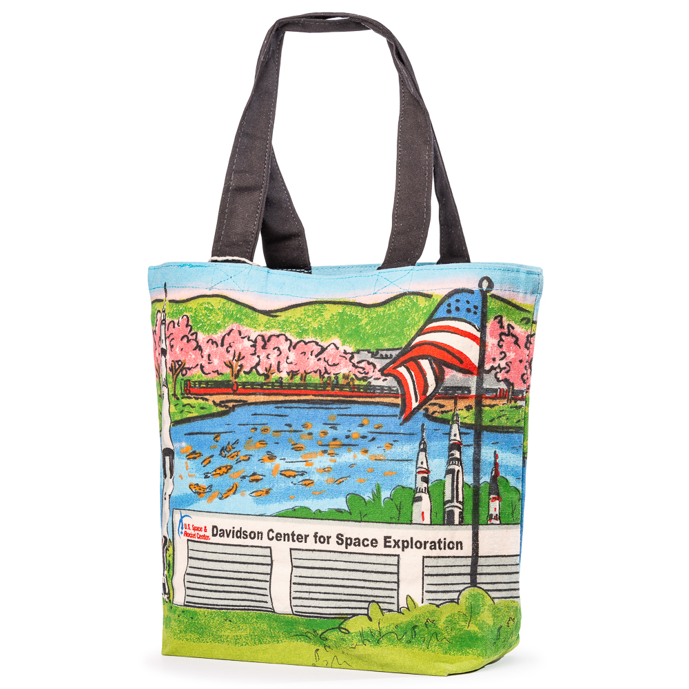 Davidson Center Space Exploration Tote,4856