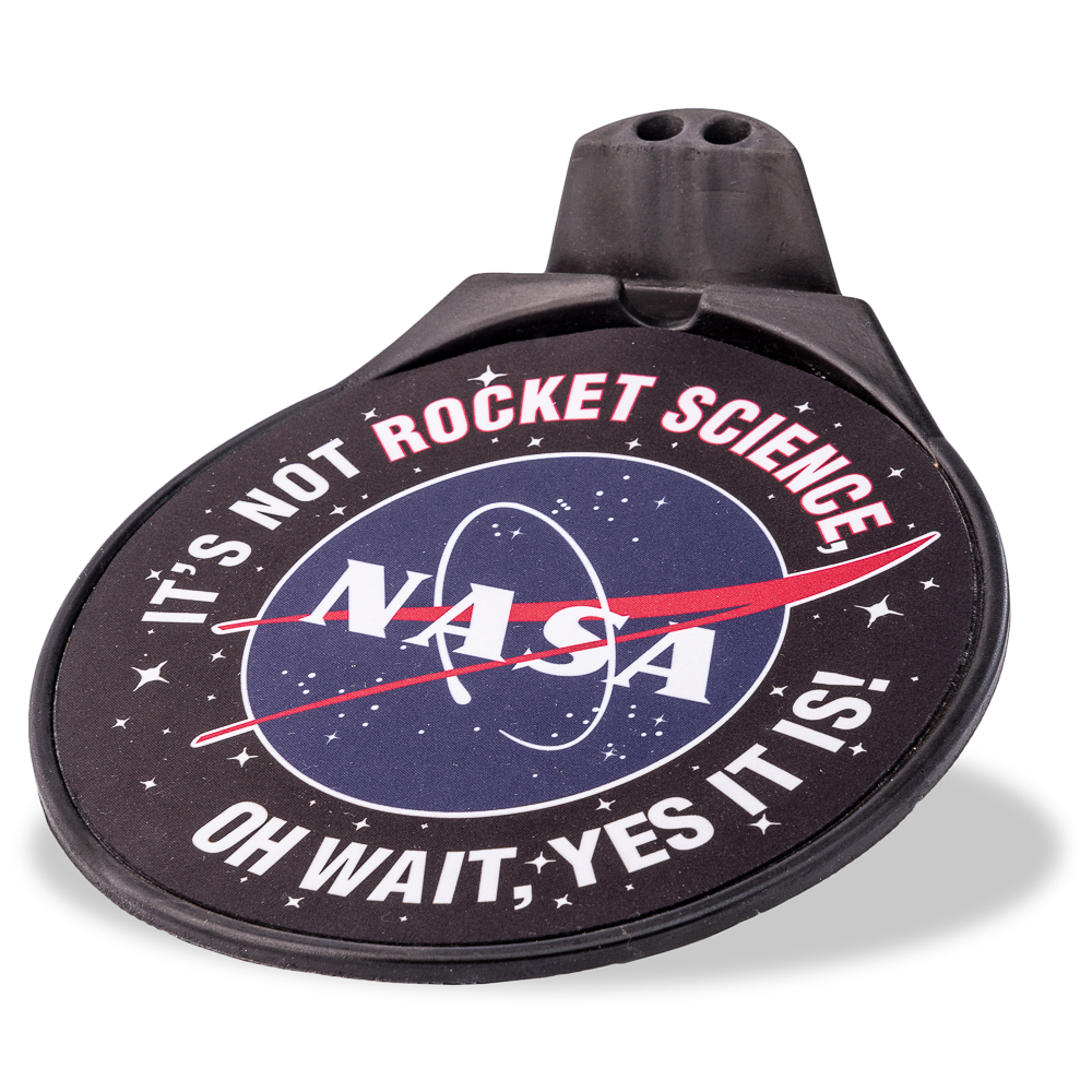 It's Not Rocket Science Smart Stand Mouse Pad,NOT ROCKET SCIENCE