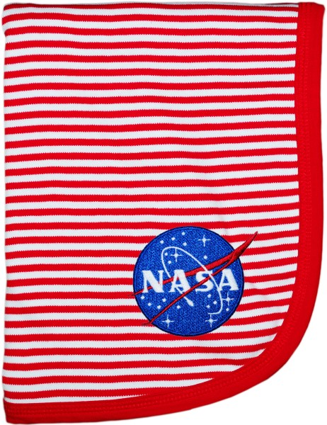 NASA Vector Stripe Blanket,NASA,454