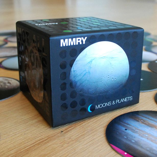 Moons and Planets Memory Matching Game,MMRY01