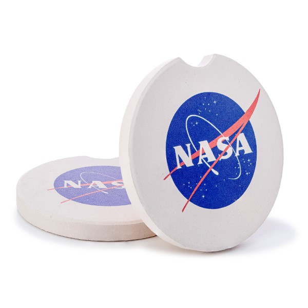NASA Car Stone Coaster Set,NASA,DS23786-C2/BEV305