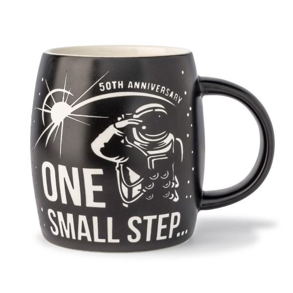 One Small Step Barrel Mug,50TH ANNIVERSARY,02/8779 IMP