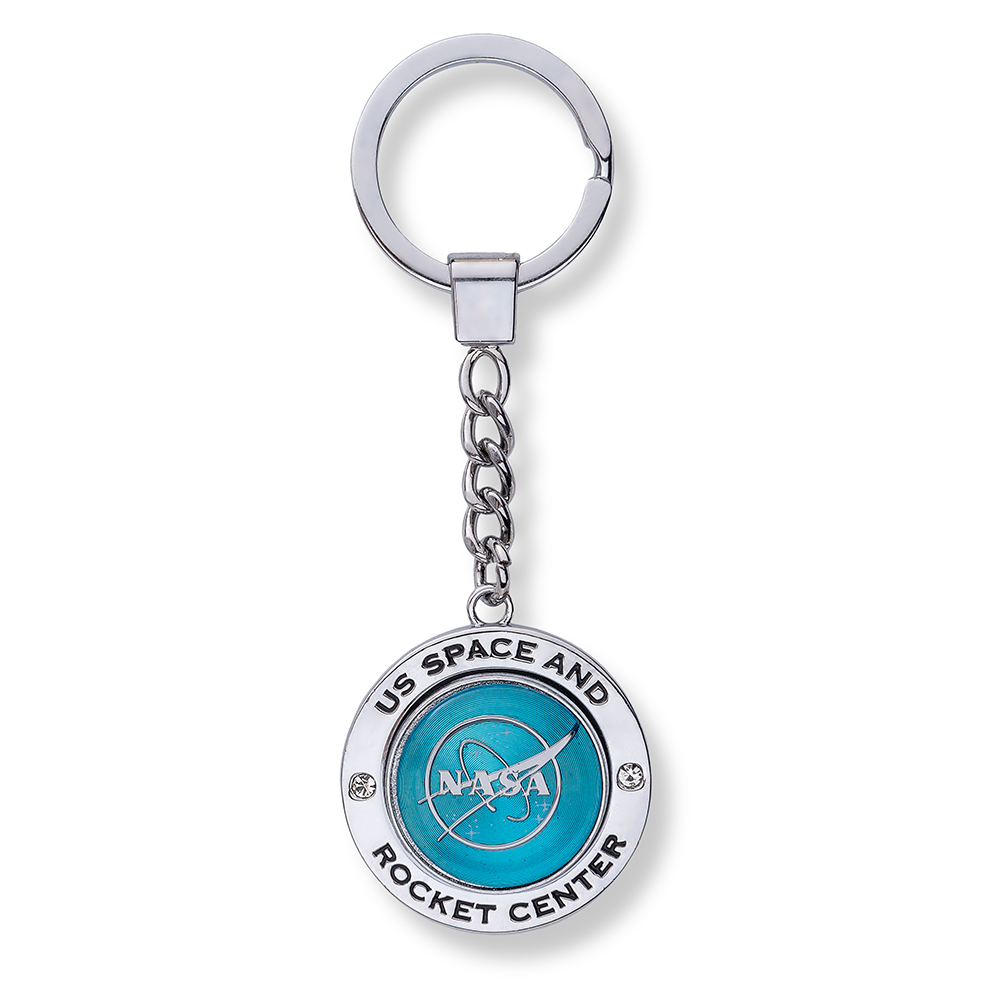 NASA Vector Spinner Keychain,NASA,05/9512 IMP