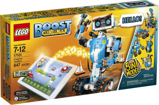 Creative Toolbox - LEGO BOOST,17101