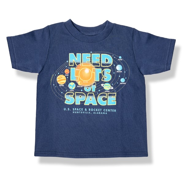 Need Lots of Space T-Shirt,3574