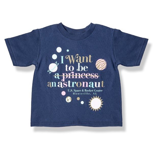 I Want to be an Astronaut T-Shirt,8662