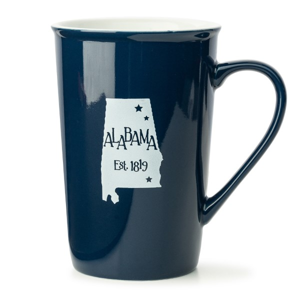 Watercolor State of Mind Tall Mug,S137979/7476/MS292