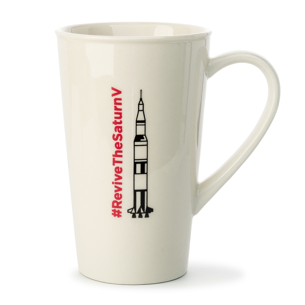 Revive the Saturn V Grande Nouveau Mug,MS293