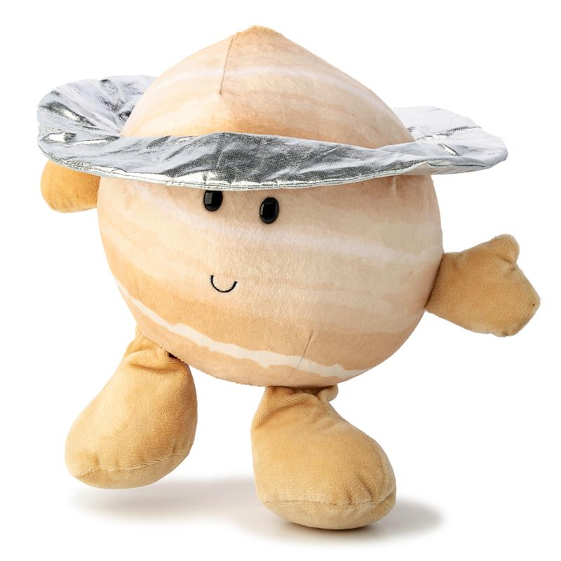Plush Saturn Buddy,713757470711