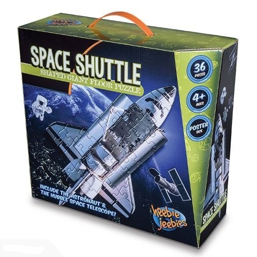 Space Shuttle Floor Puzzle,HJ-1793