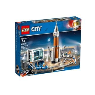 Deep Space Rocket and Launch Control,60228