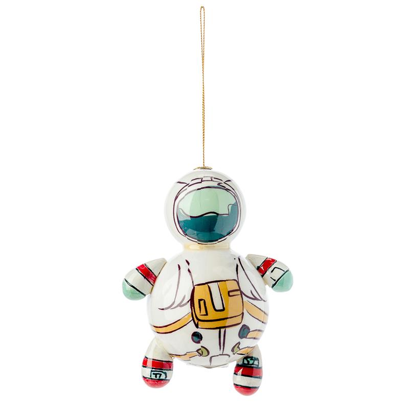Astronaut Ornament,09/9216