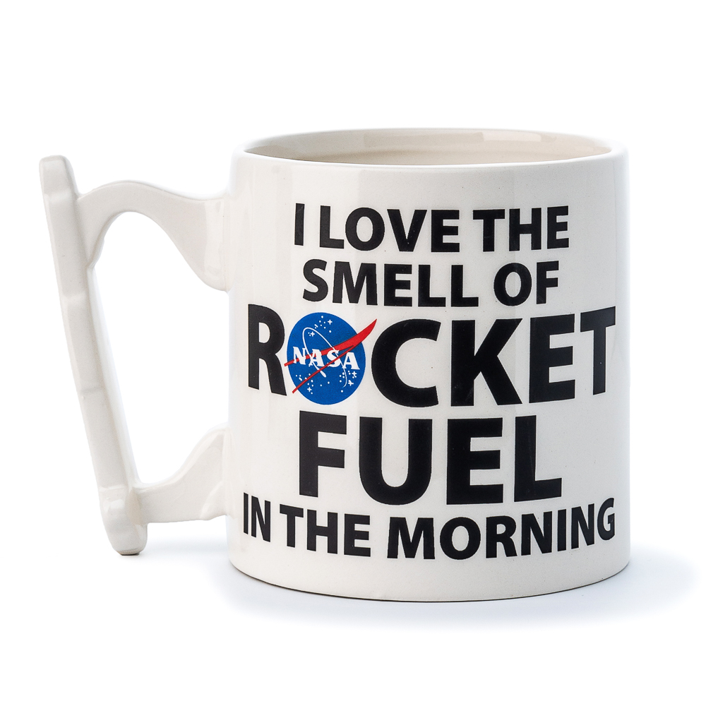 Smell of Rocket Fuel Mug,NASA,CER010 IMP