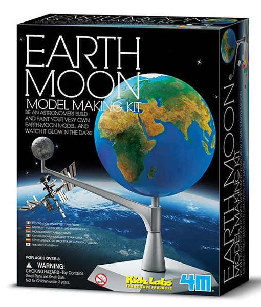 Earth and Moon Kit,3436