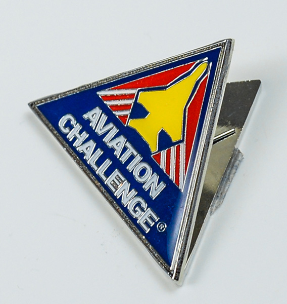Aviation Challenge Magnet Clip,SPACECAMP,04-81-043-XXX