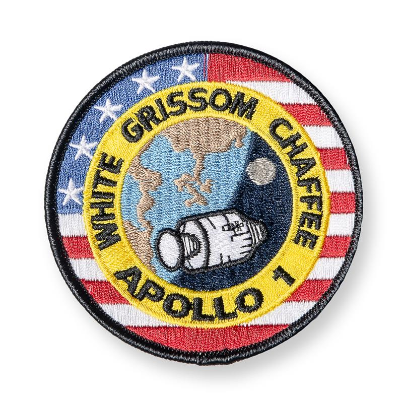 Apollo 1 Patch,19447
