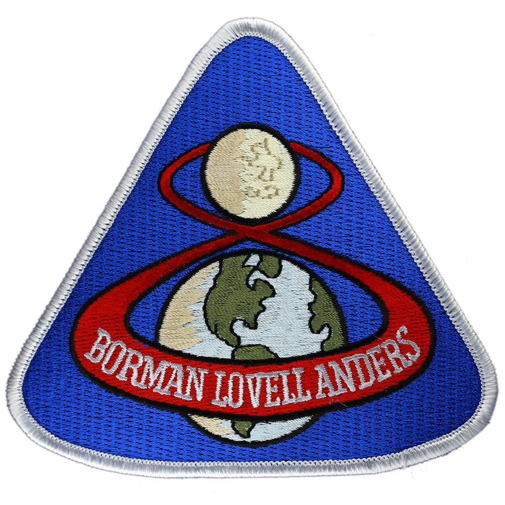 Apollo 8 Patch,16007