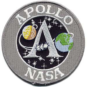 Apollo Program Patch,296802
