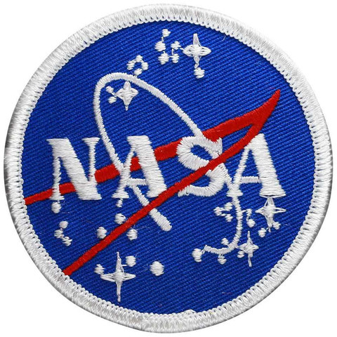 "NASA Vector  3"" Patch,NASA,6506"