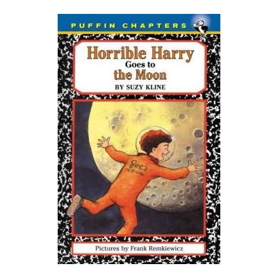 Horrible Harry Goes to Moon,6742