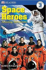 Space Heroes Amazing Astronaut